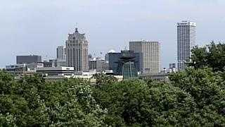 Cityscape: Milwaukee Skyline - 11424967