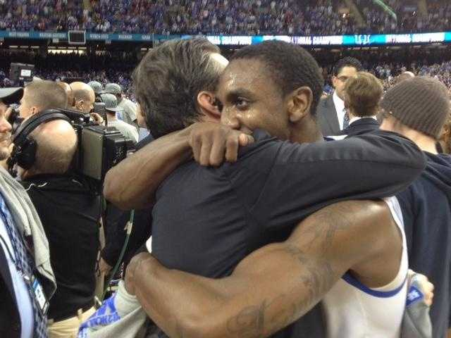 Images: UK Wins Eighth NCAA National Title