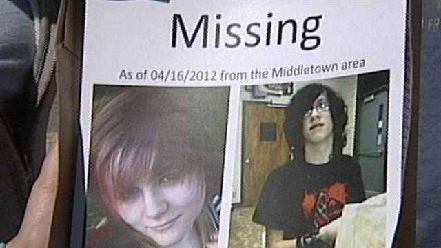 A multi-county search is over after two missing Middletown teens are found safe.