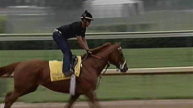 I'll Have Another (Post 19)Owner – J. Paul ReddamTrainer – Doug o'NeillJockey – Mario Gutierrez2012 Performances:1st in the Robert B. Lewis Stakes, Feb. 4, Santa Anita Park, 1 1/16 miles1st in the Santa Anita Derby, April 7, Santa Anita Park, 1 1/8
