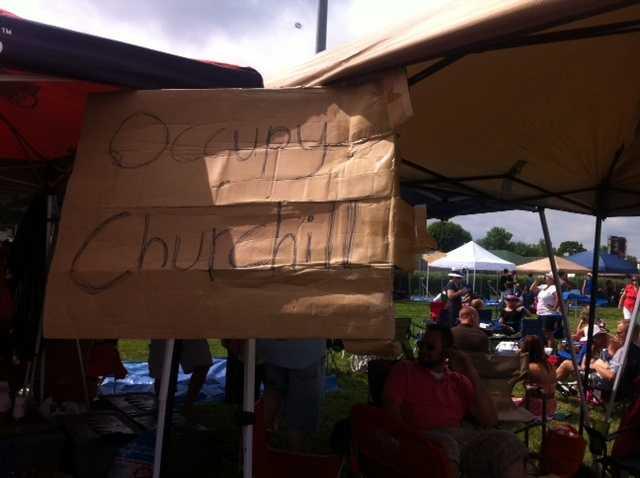 Occupy Churchill?