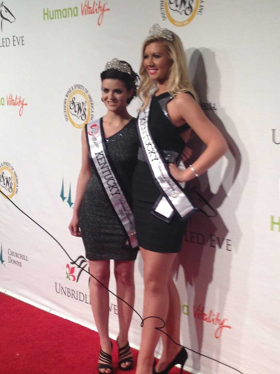 Miss Teen Kentucky USA and Miss Kentucky USA