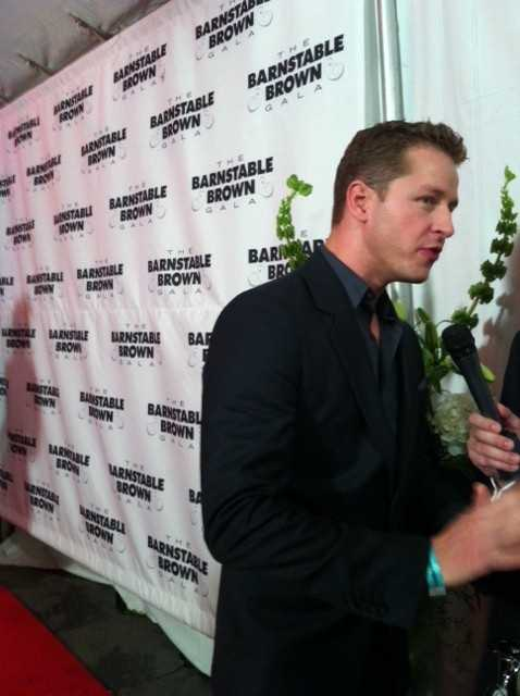 Actor Josh Dallas