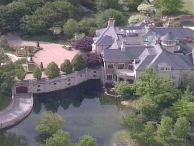 The property has a PVA value of $7.5 million.