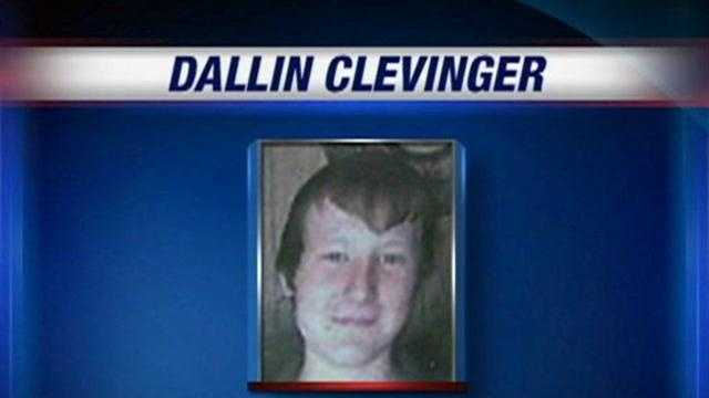 The funeral is scheduled Monday for 13-year-old Dallin Clevinger, who police say died of an apparent drowning.