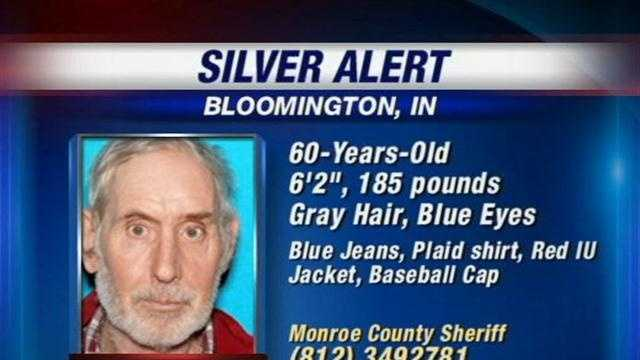 A Silver Alert has been issued for Curtis Wiggins