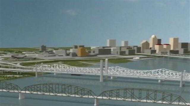 The Bridges Authority met Tuesday, saying once again that the project is on track and could break ground by 2013 and it's moving at an unprecedented pace.