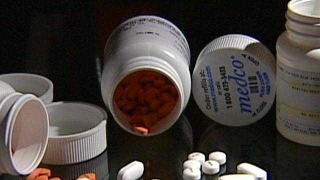 Two Indiana couples are accused of obtaining hundreds of prescription pills by fraud.