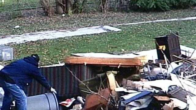 The Louisville Metro government is taking measures to crack down on illegal dumping.