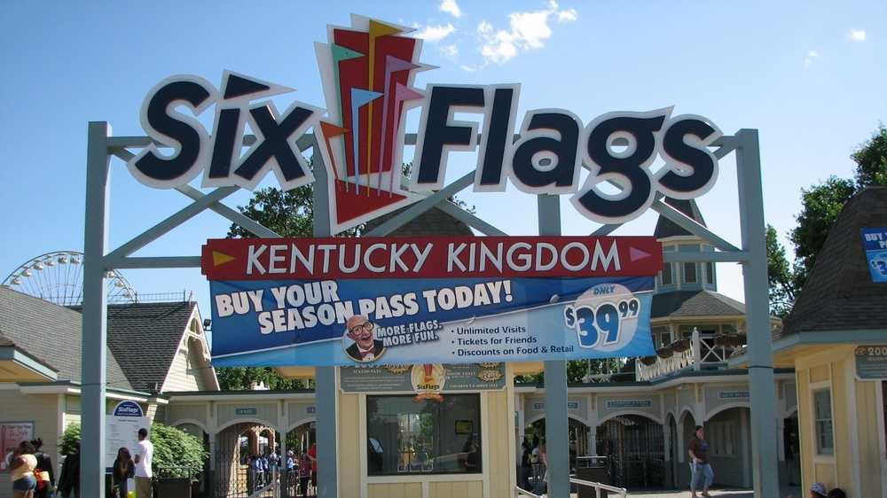 Six Flags - Kentucky Kingdom - 01 - Roller Coaster Philosophy
