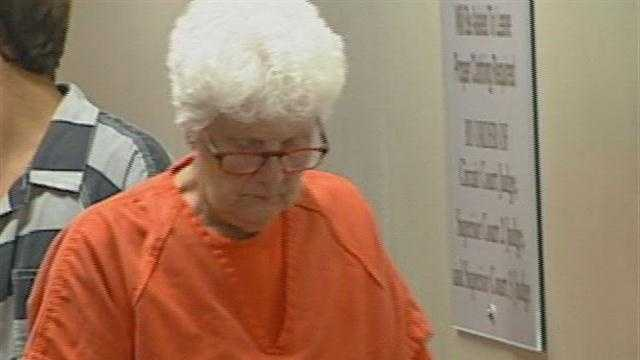 A southern Indiana woman accused of killing her son-in-law accepts a plea deal Thursday.