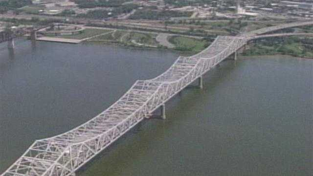 Repair work is scheduled to begin on the Kennedy Bridge on Thursday.
