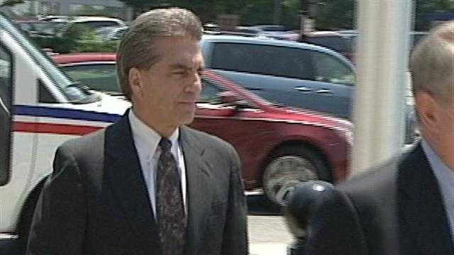 Former McMahan fire chief Paul Barth accepts plea deal