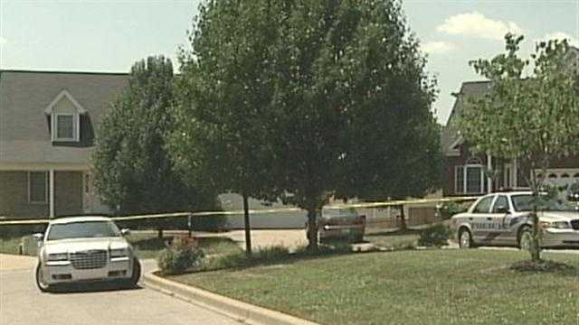 Police say a man shot his sister on Trotter Trace