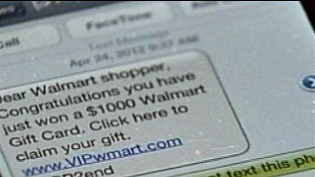 Cellphone carriers offer options for their customers to stop spam texts.