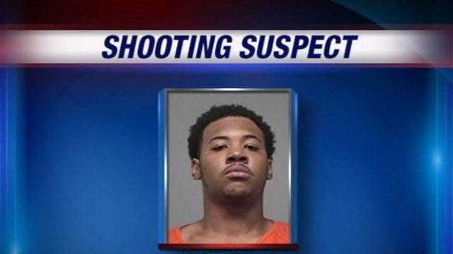 Police say that Jules Snead shot 24-year-old Jericka Snead in the upper legs and then took her to the hospital.