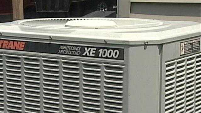 As the extreme heat continues throughout the Louisville area, the Better Business Bureau urges the public to find reputable businesses to repair their air conditioning system, should it break down.