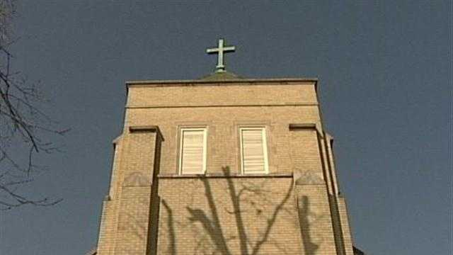 A Henryville church that served as a shelter after the March 2 tornado outbreak is being repaired.