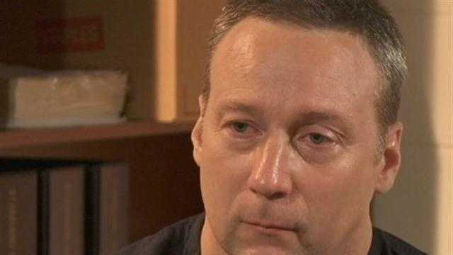 David Camm talks exclusively to WLKY from prison.