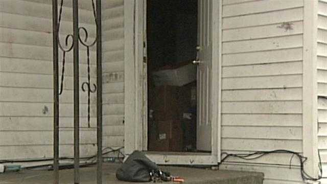 Two children are found in a 95-degree house infested with roaches and fleas, and two adults are under arrest.