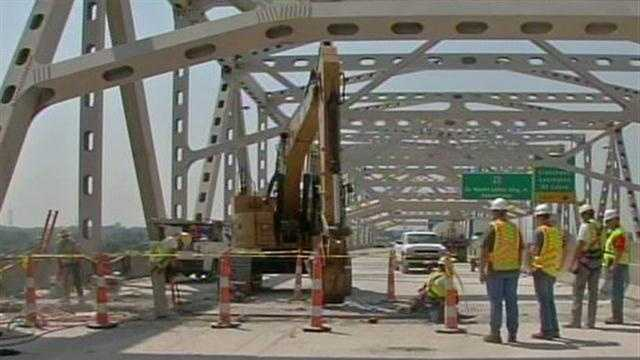 Drivers who use the Kennedy Bridge are not catching any breaks, as delays and closures will stick around longer than anticipated.