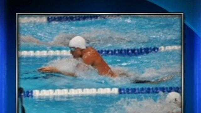 A Louisville man is competing in the London Olympics.