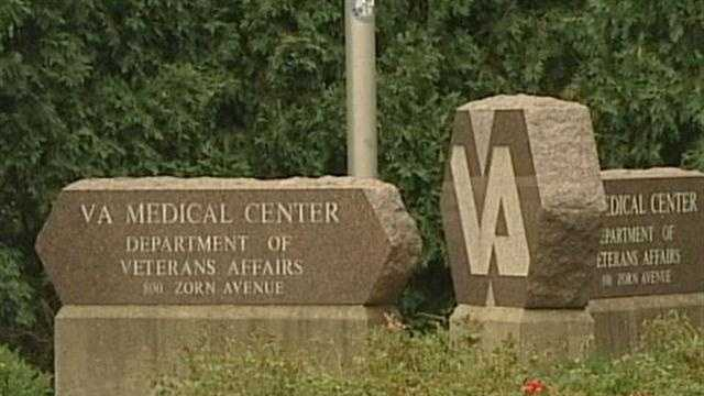 A former VA Hospital employee is accused of stealing morphine and swapping it with saline.