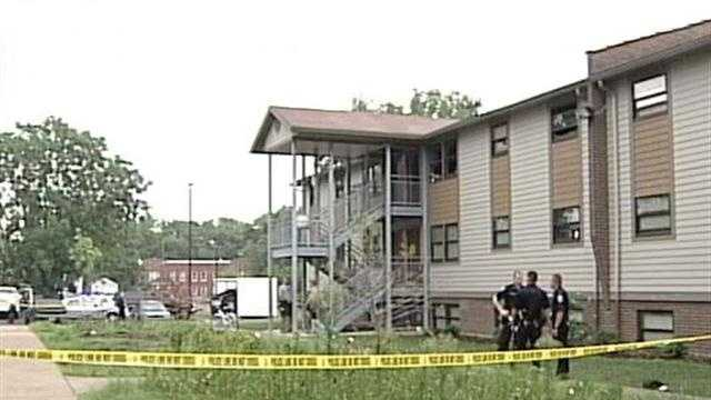 Two people are dead and at least one person is being questioned by police after an overnight standoff.