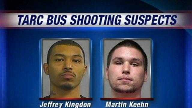 Two weeks ago, Louisville police said two brothers boarded a TARC bus with the intent to shoot 17-year-old Rico Robinson near Bardstown Road and Goldsmith Lane.