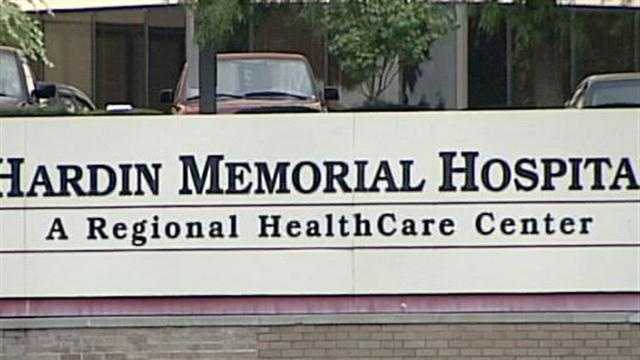 An investigation is underway after Elizabethtown police say a male patient died of a self-inflicted gunshot wound at Hardin Memorial Hospital.