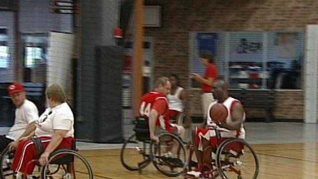 The National Wheelchair Basketball Association national championship is coming to Louisville.