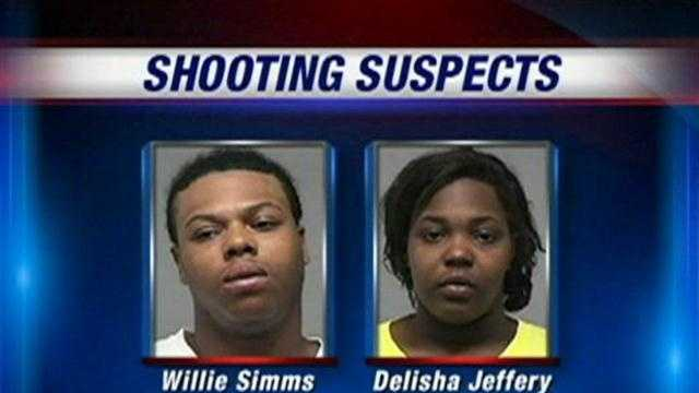 Shooting suspects arrested
