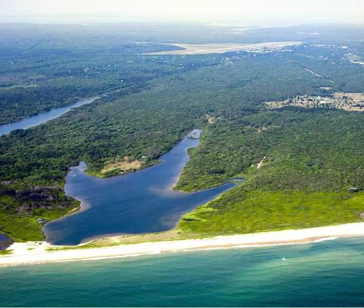 If you're looking for real estate on Martha's Vineyard, an undeveloped piece of land hit the market for $92 million.
