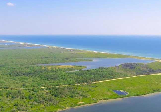 The 266-acre virtually pristine tract of land is being offered throughWallace & Co. Sotheby's Internation Realty.