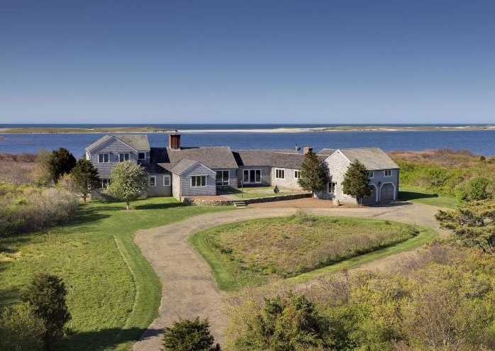 The Herring Creek Farm on Butlers Cove Road sits on 25-acres.