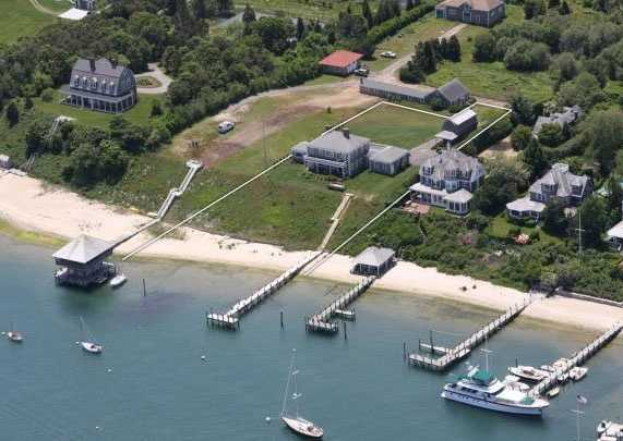Another Edgartown property listed with Wallace & Co. Sotheby's International Realty is going for $16,000,000.