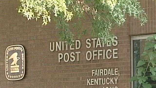 After a four-month extermination, the Fairdale post office is back open.