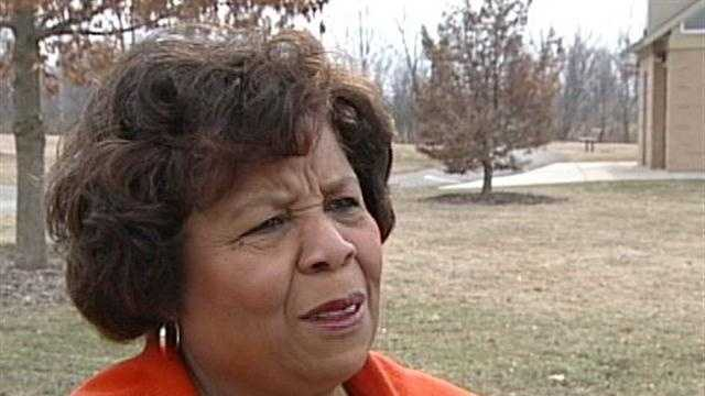 The leader of a government watchdog group delivers more specific allegations of wrongdoing against Councilwoman Barbara Shanklin.