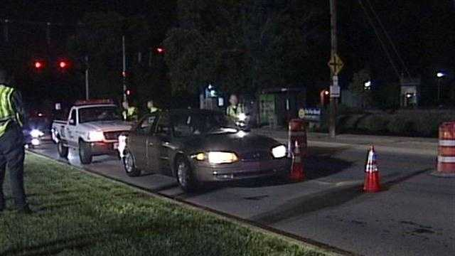 Louisville Metro police and law enforcement officers from across the state are teaming up with the rest of the nation to keep intoxicated drivers off the roads.