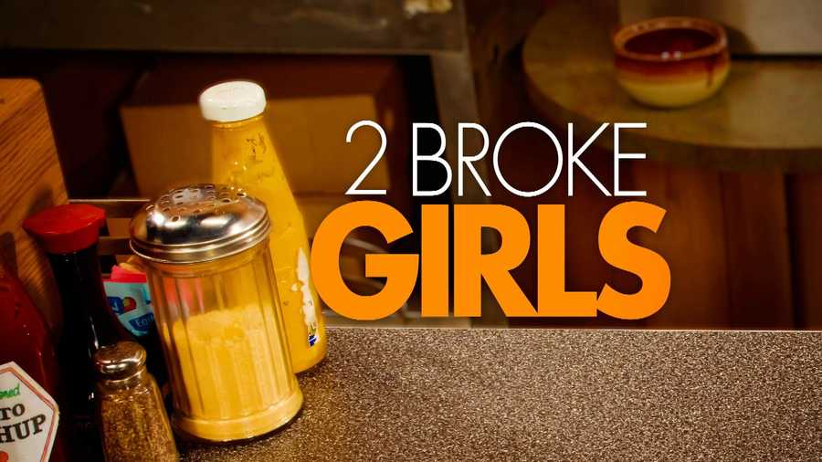 Two Broke Girls - Season premiere Monday, Sept. 24, at 9 p.m. (*New time*)