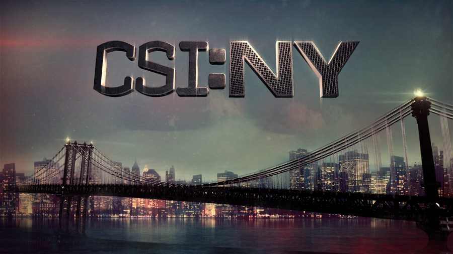 CSI: New York - Season premiere Friday, Sept. 28, at 8 p.m. (*New Time*)
