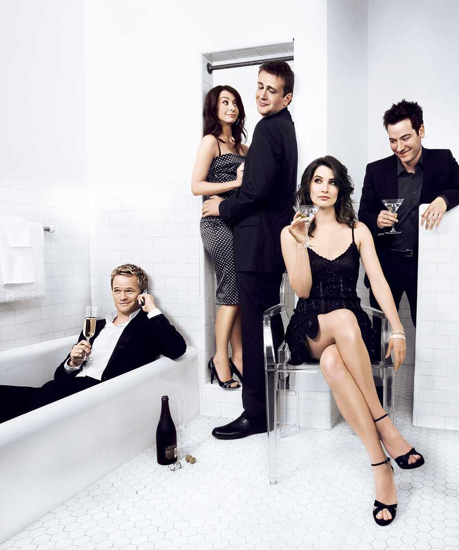 How I Met Your Mother - Season premiere Monday, Sept. 24, at 8 p.m.