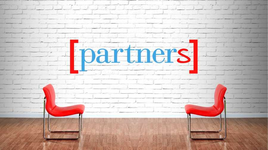 Partners - Series premiere Monday, Sept. 24, at 8:30 p.m.Click here to watch a sneak peek of Partners!