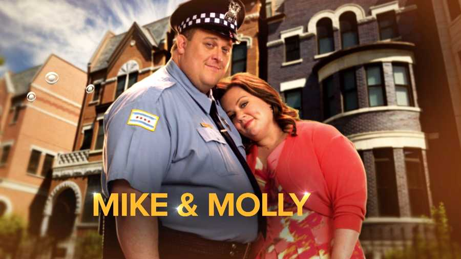Mike and Molly - Season premiere Monday, Sept. 24, at 9:30 p.m.