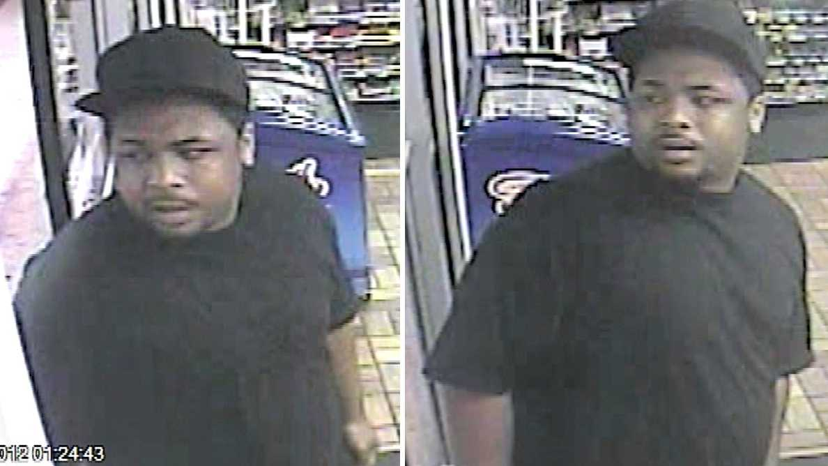 Louisville Metro Police say this man is responsible for robbing a business early Wednesday morning.