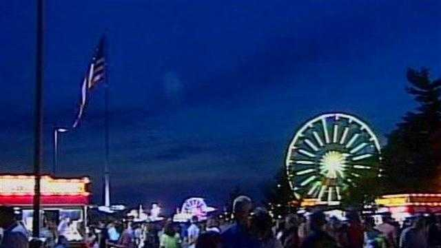 This is the last weekend for the 2012 Kentucky State Fair.