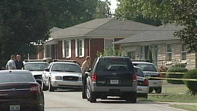 A woman was found dead at a home on Judge Boulevard.