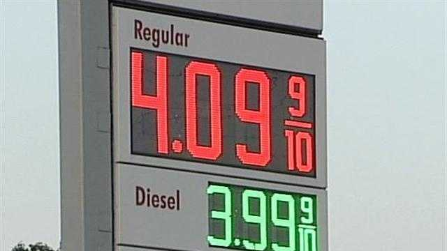 Gas prices in some areas are nearly $4 a gallon, and even higher in other areas.