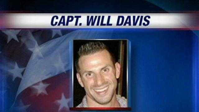 Close friends remember a young Air Force captain from Louisville killed in a motorcycle crash.