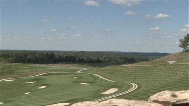 The LPGA Legends Tour will be making a 2013 stop at the new Pete Dye course at French Lick.